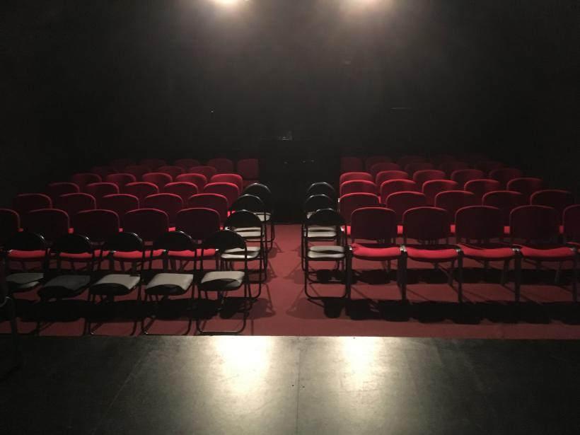 <p>Theatersaal</p>