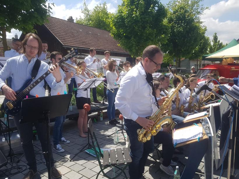 <p>Konzert in Dießen/Ammersee im Mai 2019</p>