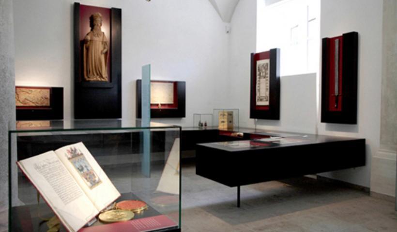 <p>Stadtgeschichtliche Dauerausstellung</p>