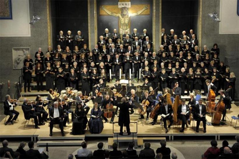<p>Ulmer Kantorei 2015 Pauluskirche Ulm</p>