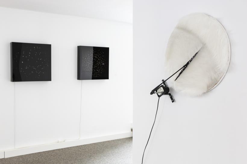 <p>Gruppenausstellung \\\\\\\&apos;Kunst bewegt\\\\\\\&apos; mit Hans Schork und Pfeiffer und Kreutzer</p>