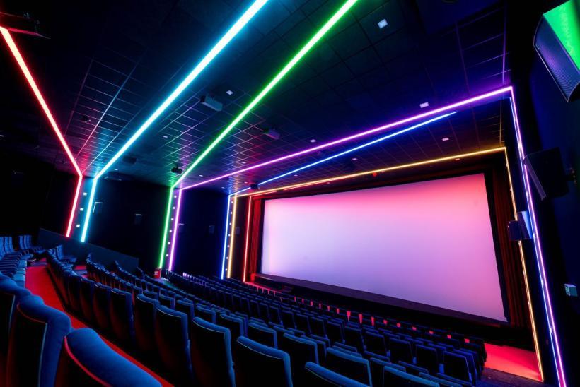 <p>Blick auf die Leinwand von Kino 9 (Stand Sommer 2018).</p>
