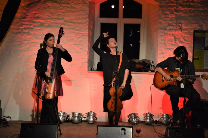 <p>Kulturnacht 2018 mit Madame Baheux aus Wien</p>