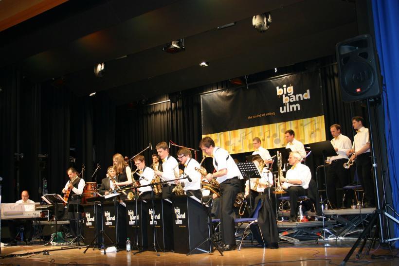 <p>Big Band Ulm e.V</p>