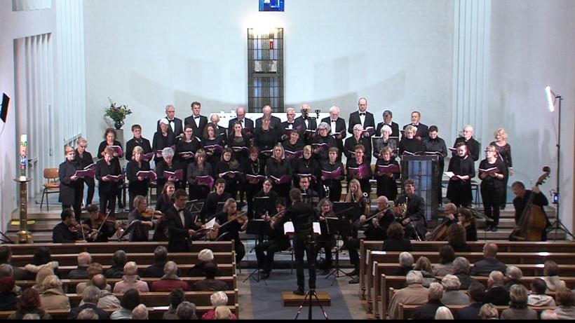 <p>Konzert in der Kirche St. Elisabeth im Herbst 2018</p>