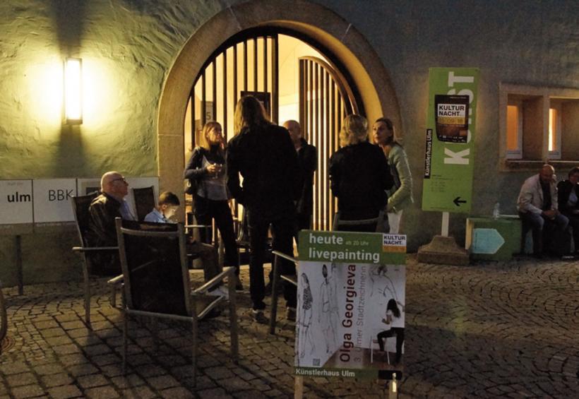 <p>Kulturnacht Ulm</p>