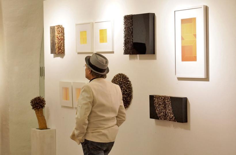 <p>Ausstellung Joas/Klaus</p>